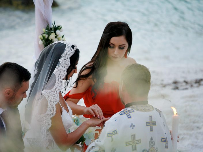 Marble Beach Wedding Video