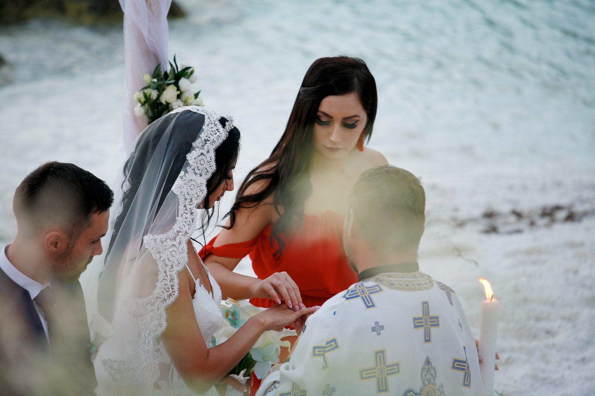Marble Beach Wedding Video