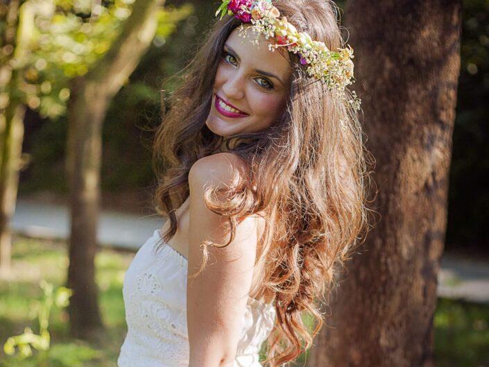 Bridal Photo Shoot in Serres