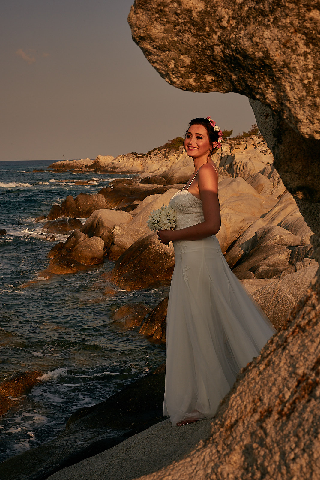 Ancient Greek Styled Photo Shoot in Kavourotrypes Halkidiki Greece The Dreammakers Anient Greek Wedding Dress Godess Aphrodite
