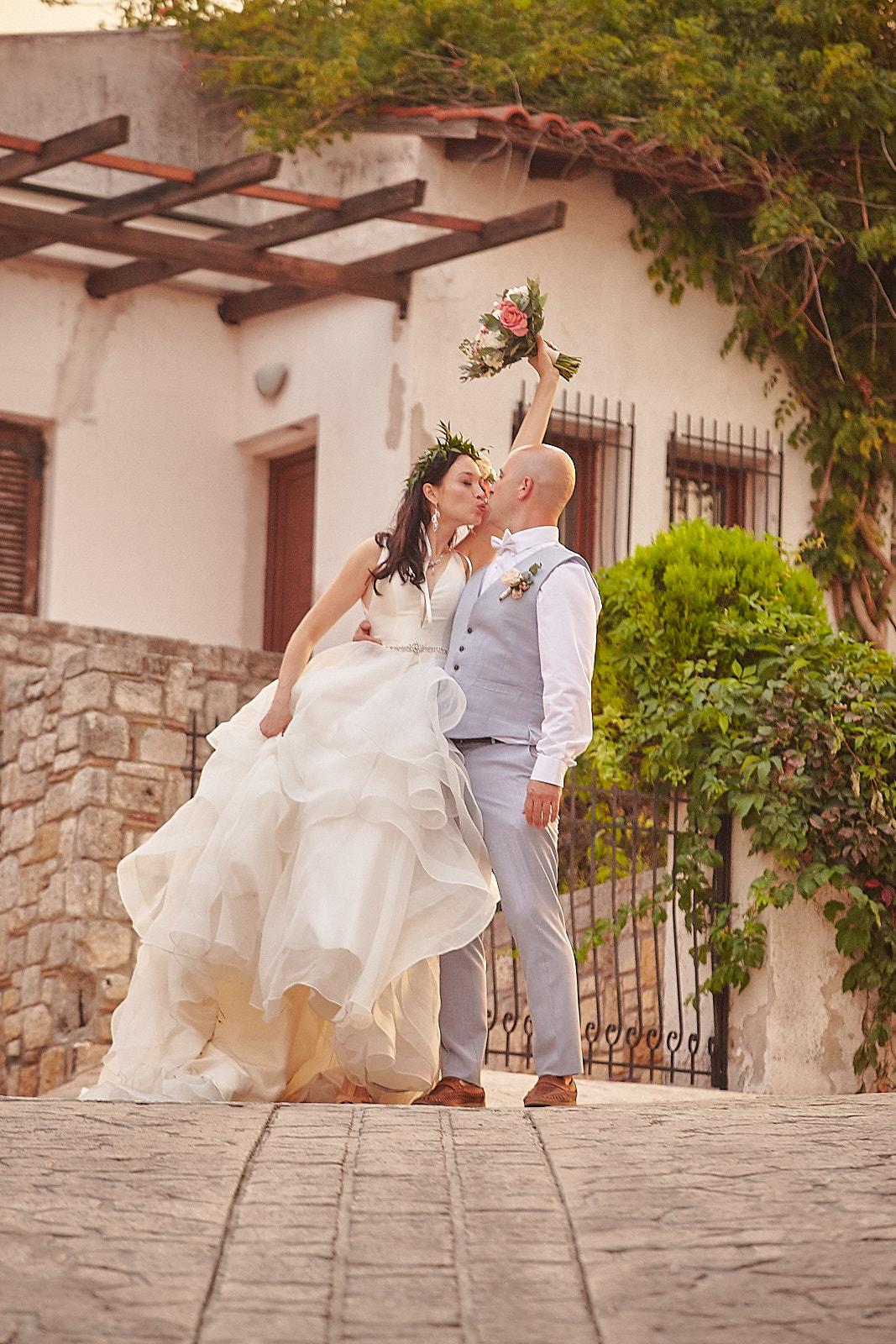 Halkidiki Wedding Photographer Dream Wedding in Greece Beach Wedding